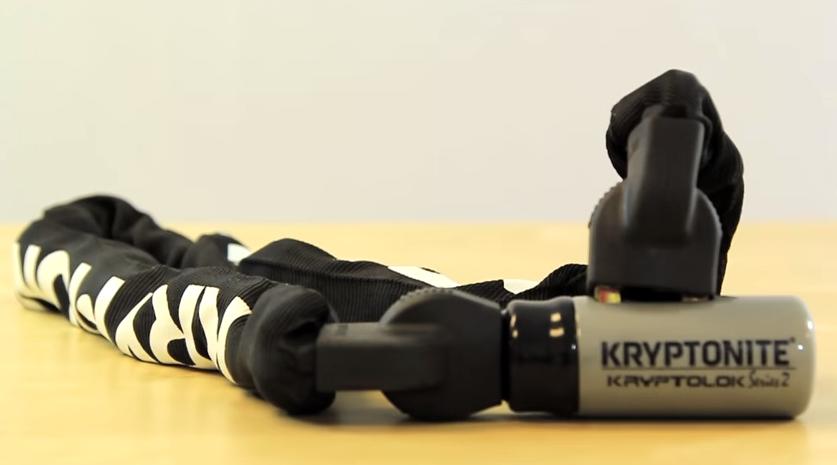 Kryptonite KryptoLok Series 2 915 5 ft Integrated Chain 2-Pack