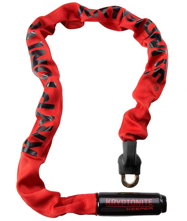 Kryptonite Keeper 785 Integrated Chain Lock for Bicycle