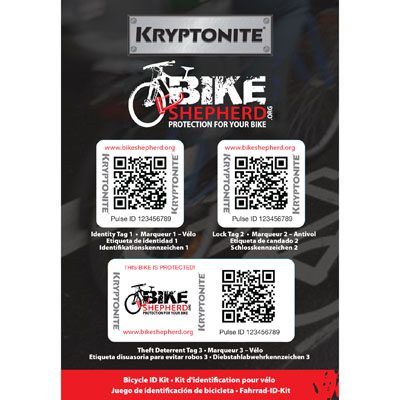 Bicycle ID Kit