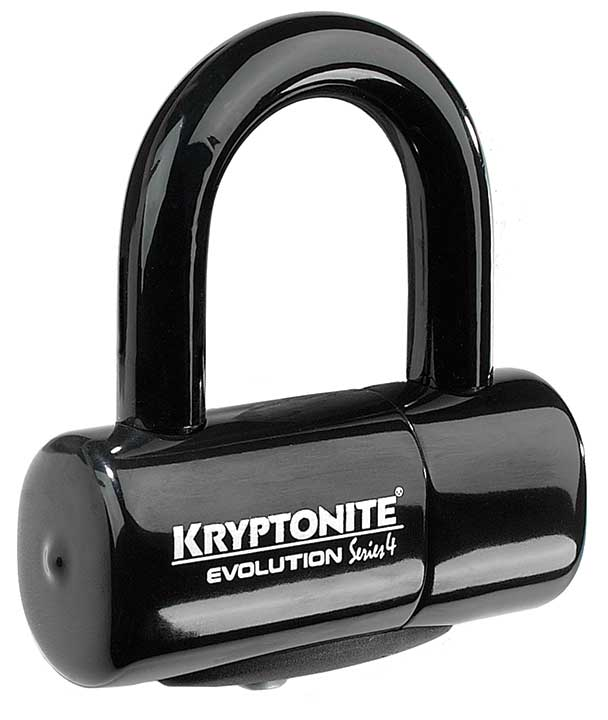 Evolution series 4 Disc Lock Black