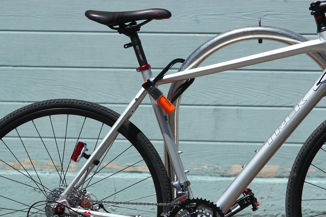 Bicycle Lock Up