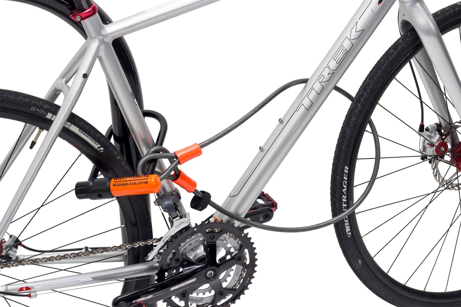Bike Cable Lock >> Bicycle Lock Up